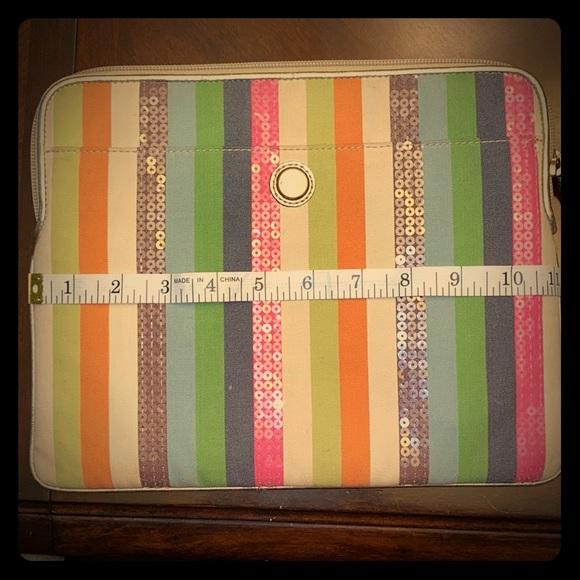 Coach iPad case